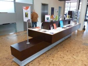 Prezentace novinek v Městské knihovně v Amstelveenu