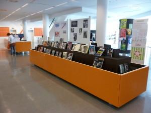 Prezentace publikací s filmovou tematikou v Městské knihovně v Haagu